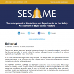 sesame newsletter