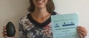 Portrait of a young professional: Heleen Uitslag-Doolaard