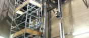 Facility for Natural Circulation experiments in HLM: NACIE-UP